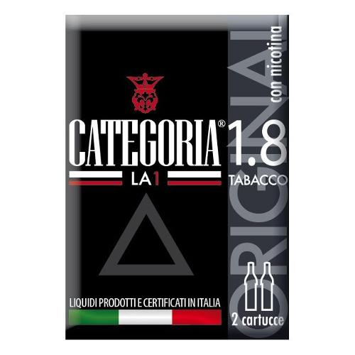 CATEGORIA LA1 3CART OR TAB 18