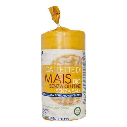 GALLETTE MAIS S/S 110G BIO