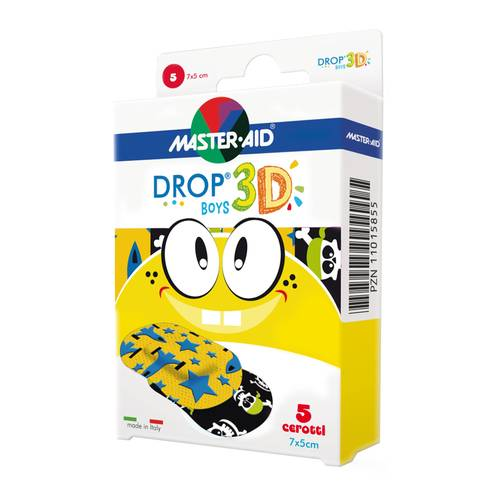 M-AID DROP3D BOYS CER 7X5 5PZ